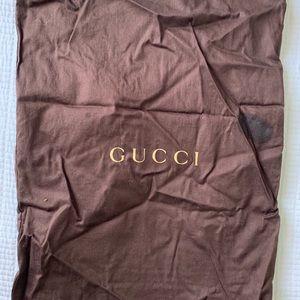 Gucci Dust Bag!